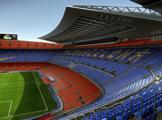 Ticketing3D - Camp Nou