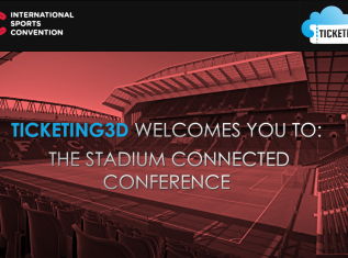 TICKETING3D SUPPORTS THE INTERNATIONAL SPORTS CONVENTION 2016